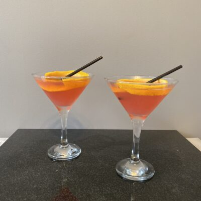 Cosmopolitan - Popular Cocktails - 2 Glasses