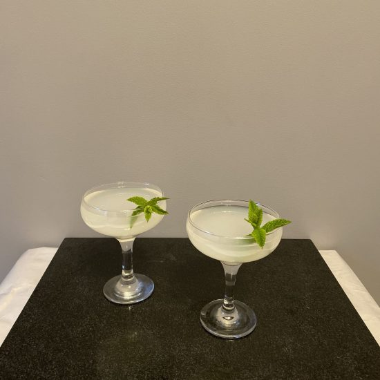 Southside Cocktails | 2 Glasses